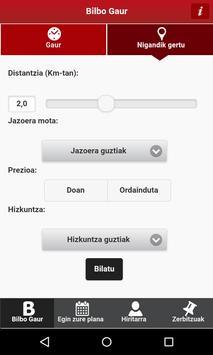 InfoBilbao. Agenda Oficial apk screenshot