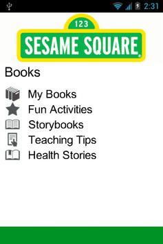 Sesame Square Nigeria poster
