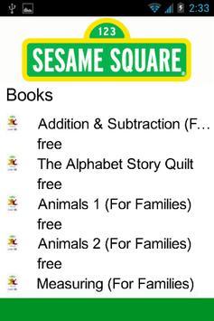 Sesame Square Nigeria apk screenshot