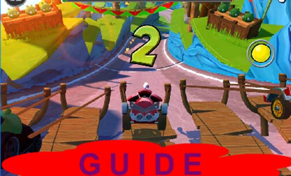 Guide And Angry Bird Go poster