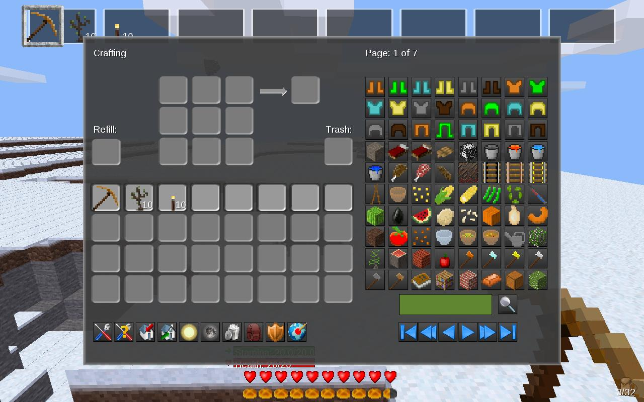Block world craft mine build apk download free for Block craft play for free