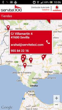 Servitel XXI apk screenshot