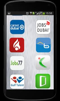 Dubai Jobs- Jobs in Dubai poster
