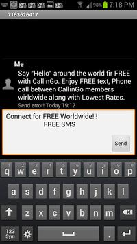 EZDial : Cheap calls Worldwide apk screenshot