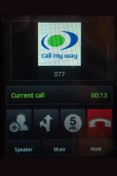 Callmyway Español apk screenshot