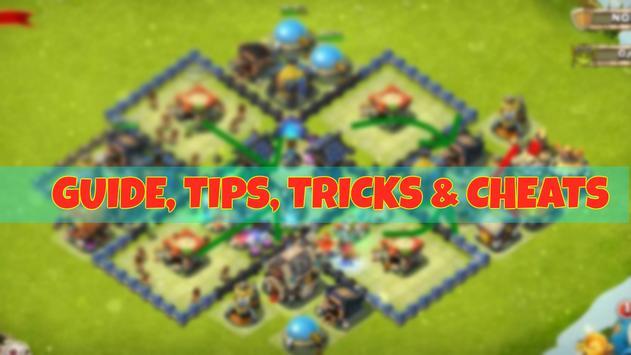 New Castle Clash Tips apk screenshot