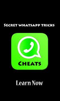 Cheats for WhatsApp Messenger poster