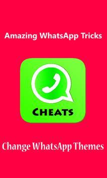 Cheats for WhatsApp Messenger apk screenshot
