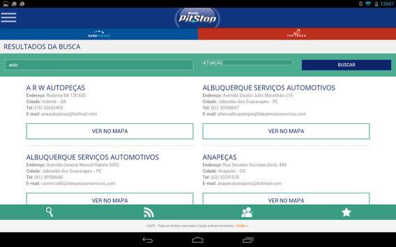 Rede PitStop apk screenshot