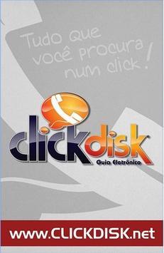 Clickdisk Tambaú poster