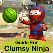 Tips Guide for Clumsy Ninja icon