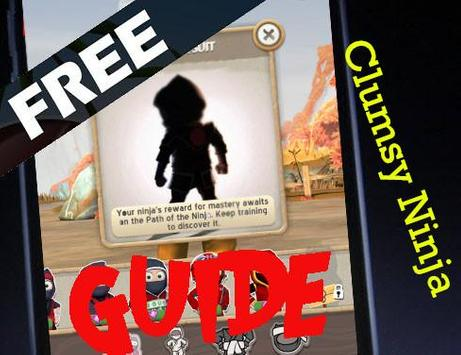 Tips for Guide Clumsy Ninja poster