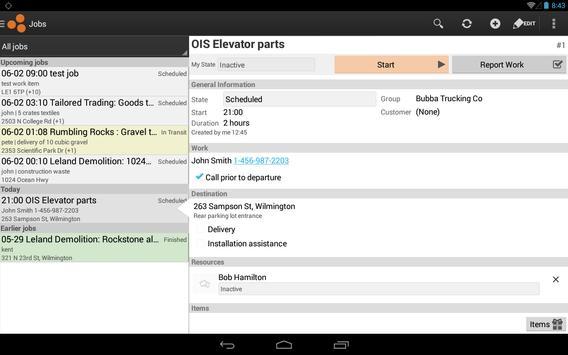 Coredination apk screenshot