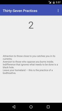 Thirty-Seven Practices apk screenshot