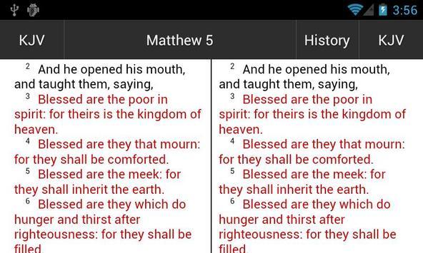Bible Touch apk screenshot
