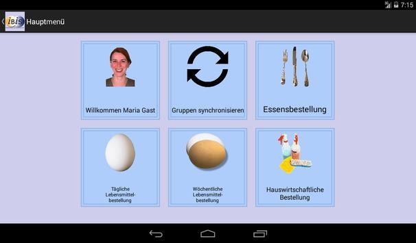 IBIS-Int.Bestell-&Info.-System apk screenshot