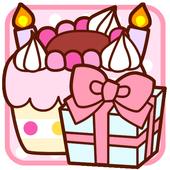 かんたん!Birthday Mail♪ icon