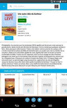 BibEnPoche apk screenshot