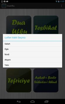 Dua Ufku apk screenshot
