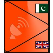 Urdu channel from UK Europe icon