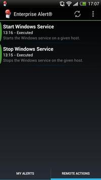 Enterprise Alert apk screenshot