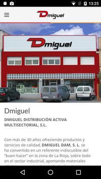 Dmiguel apk screenshot