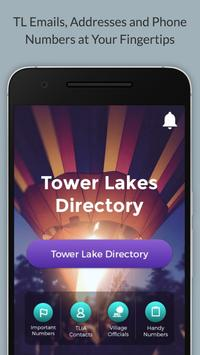 Tower Lakes Directory poster