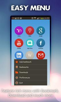 EC Browser - EC Web Explorer apk screenshot