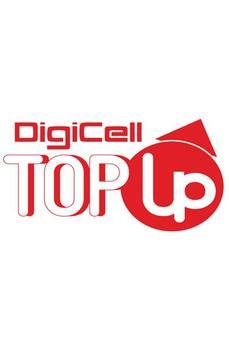 DigiCell TopUp  App poster