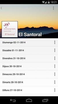 Montserrat Ràdio apk screenshot