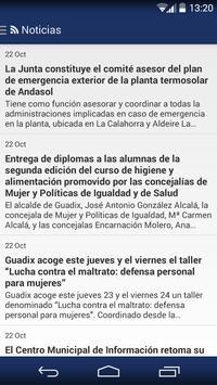 Radio Guadix Cadena SER apk screenshot