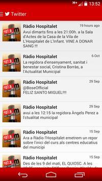 Ràdio l'Hospitalet de l'Infant apk screenshot