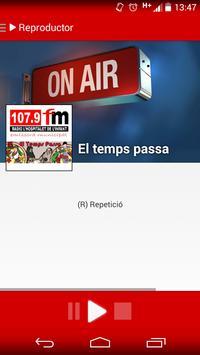 Ràdio l'Hospitalet de l'Infant poster