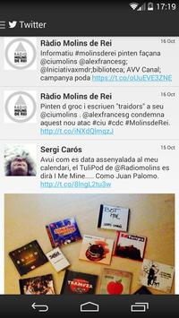 Ràdio Molins de Rei apk screenshot