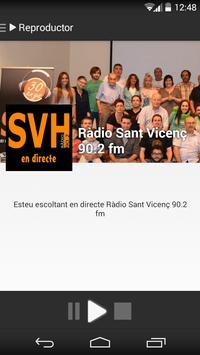 Ràdio Sant Vicenç poster