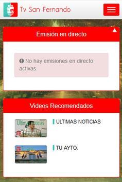 Tv San Fernando poster