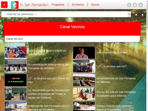Tv San Fernando apk screenshot