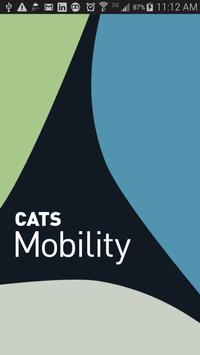 CATS Mobility poster