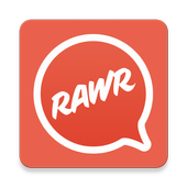 Rawr Messenger - Dab your chat icon