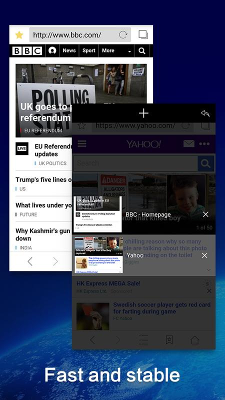 how to find default browser on android phone