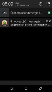 AWCON Cameroon 2016 apk screenshot
