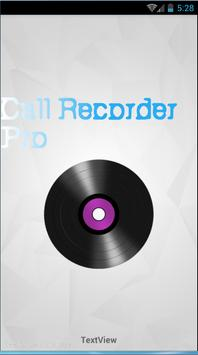 Call Recorder HD Free poster
