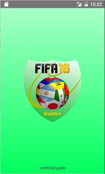 FIFA16 Guide Plus poster