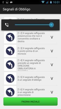 Quiz Patente B apk screenshot