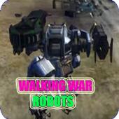 Guide Of Walking Robot War icon