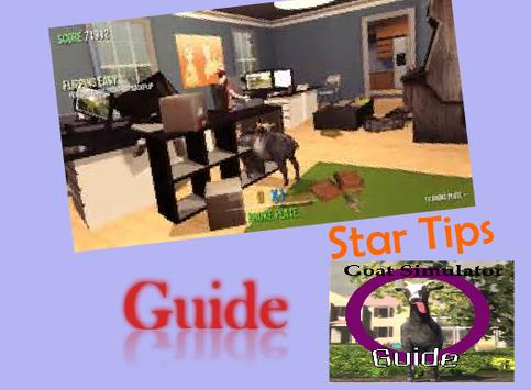 Tips For Guide Goat Simulator apk screenshot