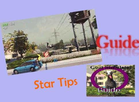 Tips For Guide Goat Simulator poster
