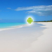 HEAVEN - healing android app icon