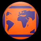Coordinate: share location icon