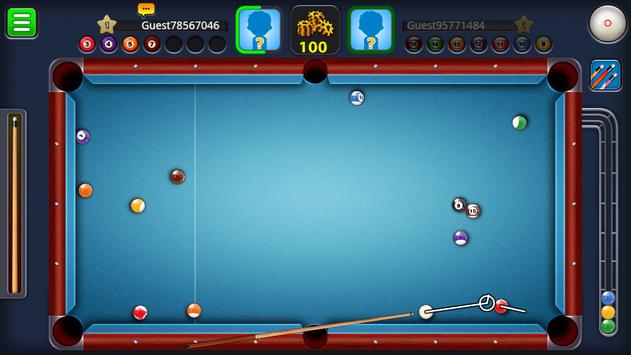 Cheat Guide for 8 Ball Pool apk screenshot